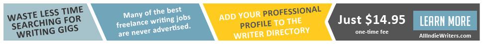 Freelance Writer Directory