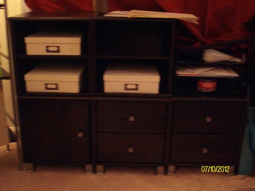 home office modular storage