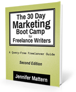 30 Day Boot Camp for Freelance Writers