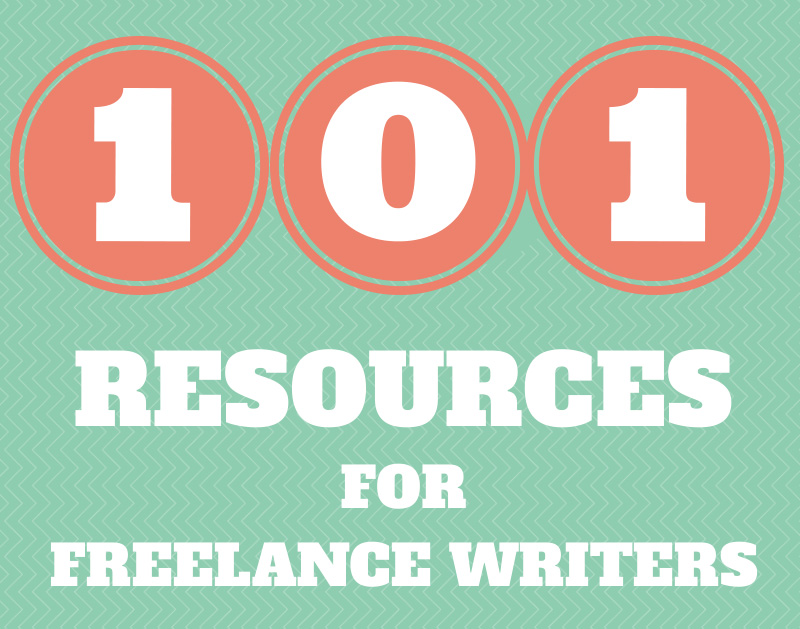 101 Resources for Freelance Writers