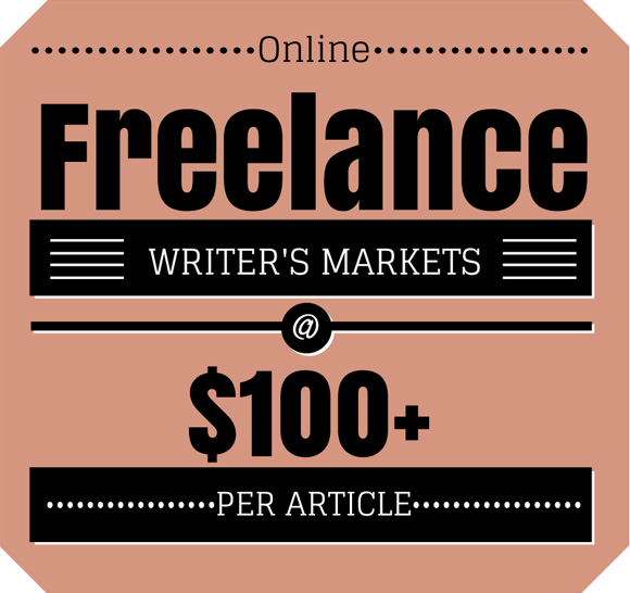 Freelance Blogging Markets Paying $100 or More