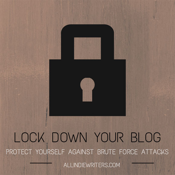 Lock Down Your Blog