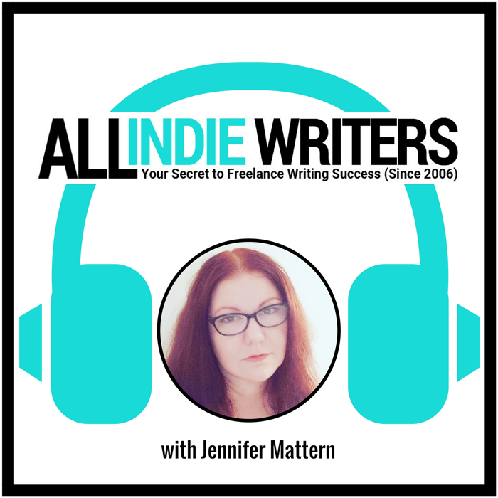 All Indie Writers Podcast with Jennifer Mattern