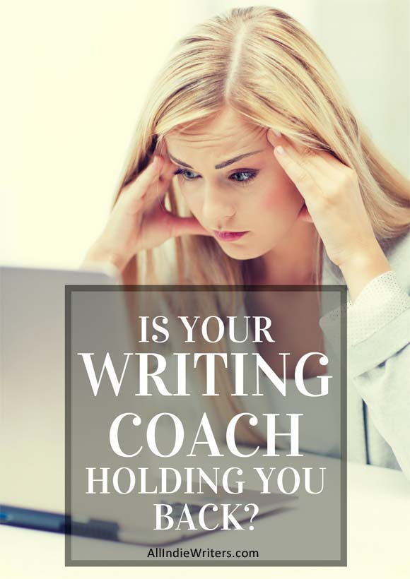 Is Your Freelance Writing Coach Holding You Back?