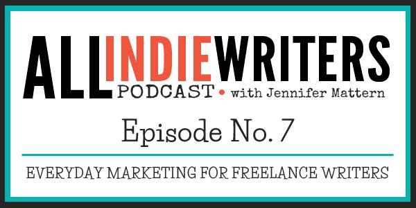 All Indie Writers Podcast - Episode 7
