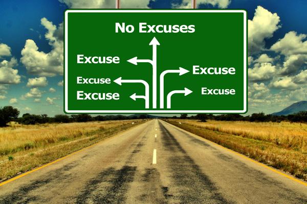 Excuses freelance writers make