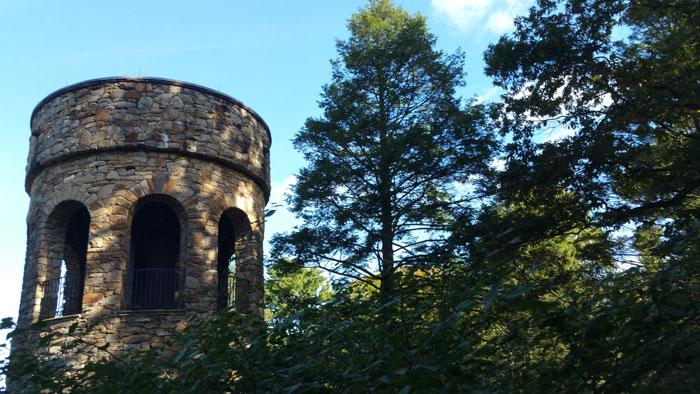 Longwood Gardens Tower