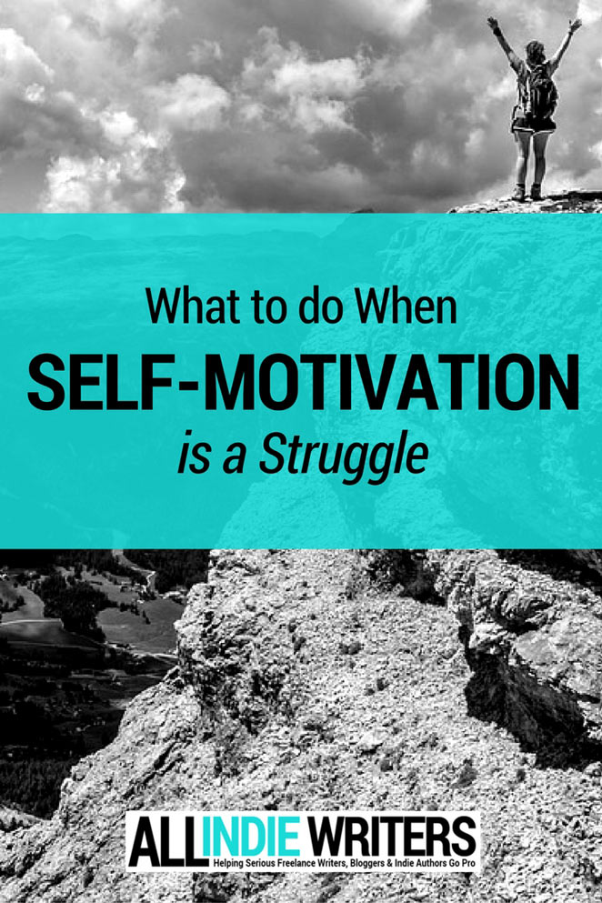 What to do When Self-Motivation is a Struggle