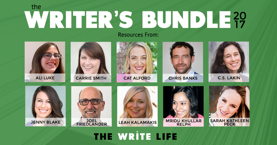 The Write Life - The Writer's Bundle 2017