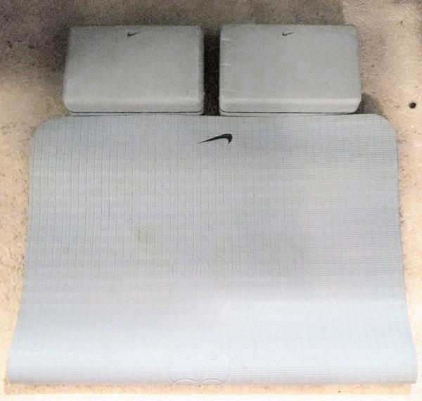 yoga mat standing desk mat