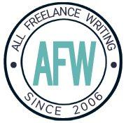 All Freelance Writing Logo